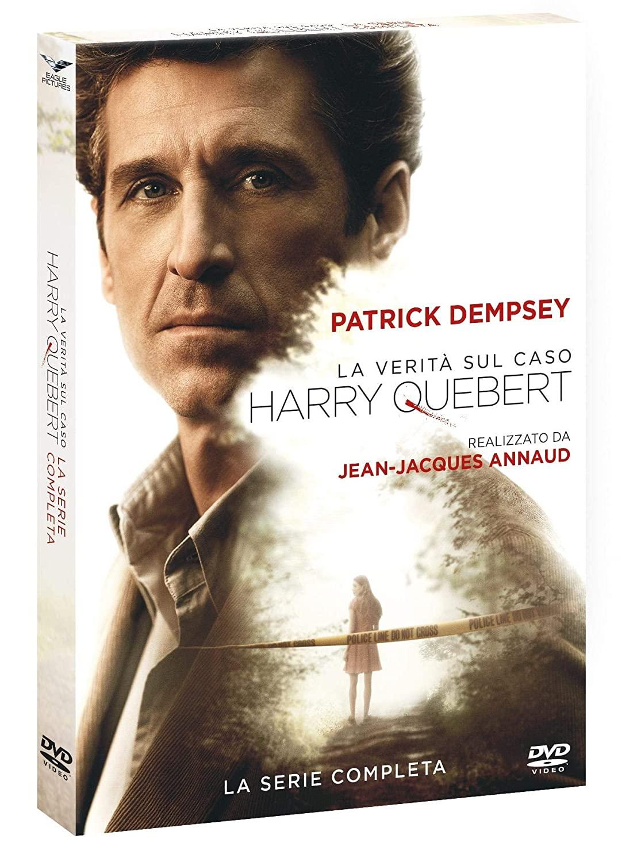 COF.LA VERITA' SUL CASO HARRY QUEBERT (4 DVD) (DVD)