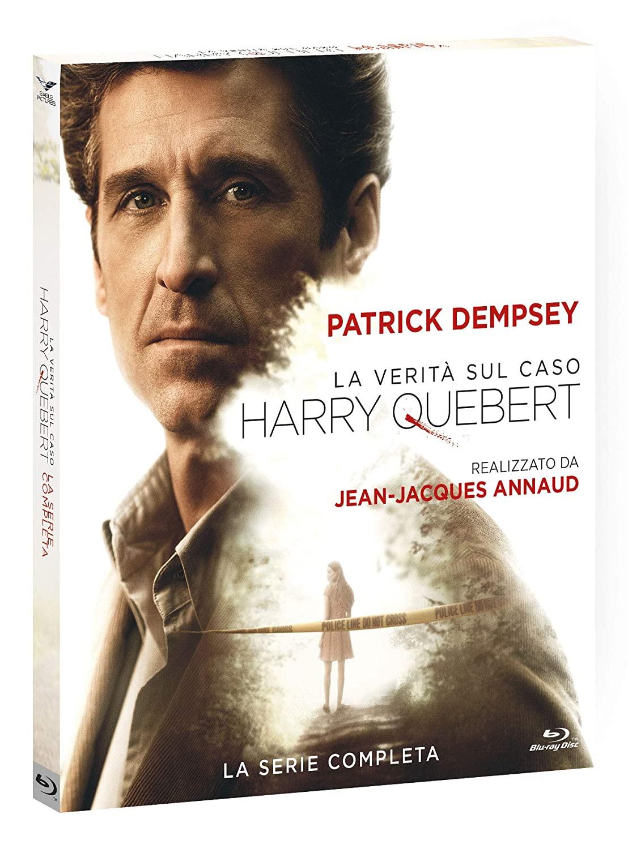 COF.LA VERITA' SUL CASO HARRY QUEBERT (3 BLU-RAY)