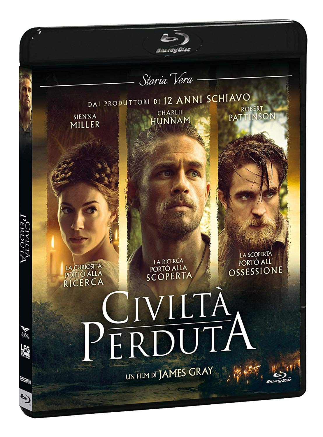 CIVILTA' PERDUTA (BLU-RAY+DVD)
