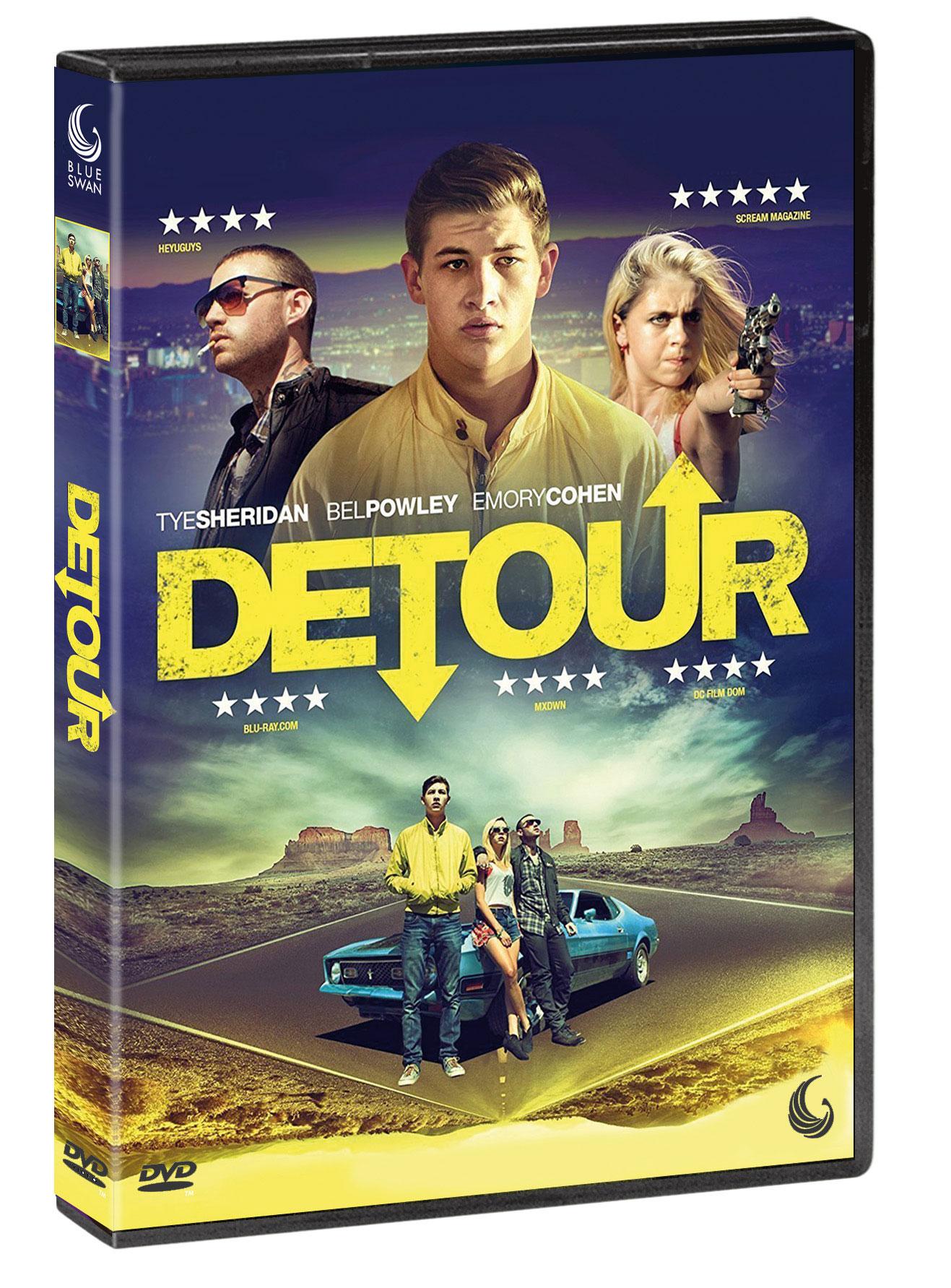 DETOUR - FUORI CONTROLLO (DVD)
