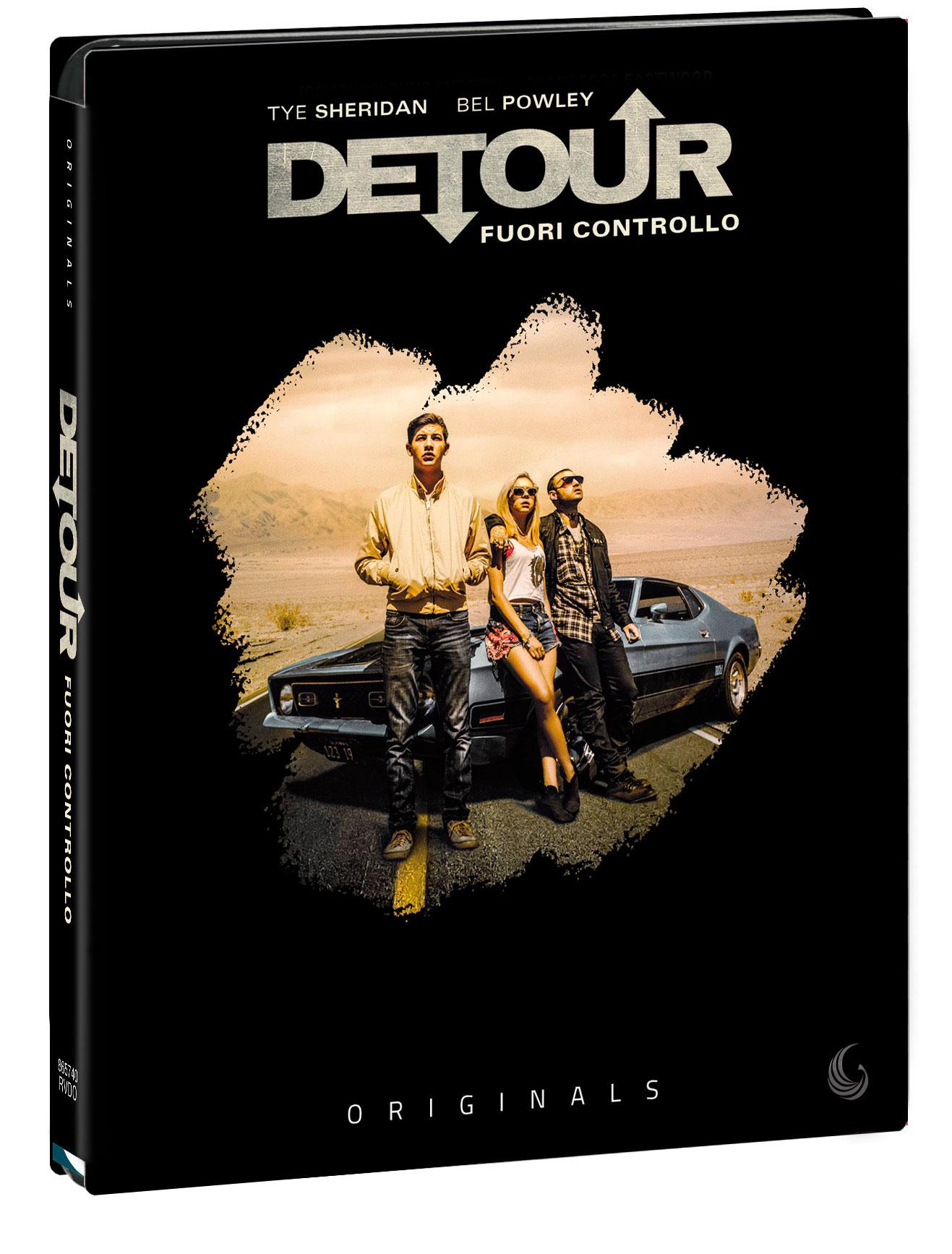 DETOUR - FUORI CONTROLLO (BLU-RAY+DVD)