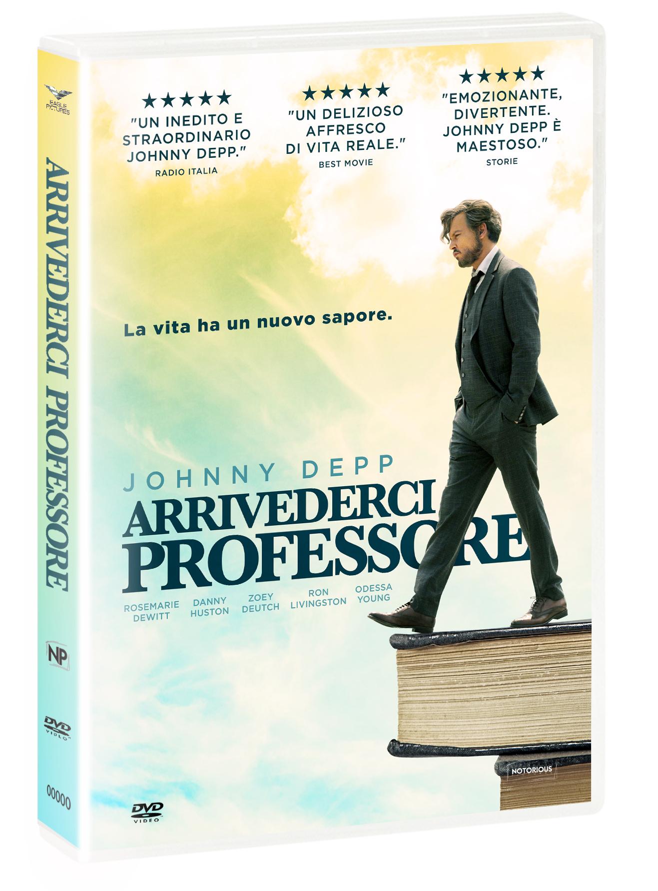 ARRIVEDERCI PROFESSORE (DVD)