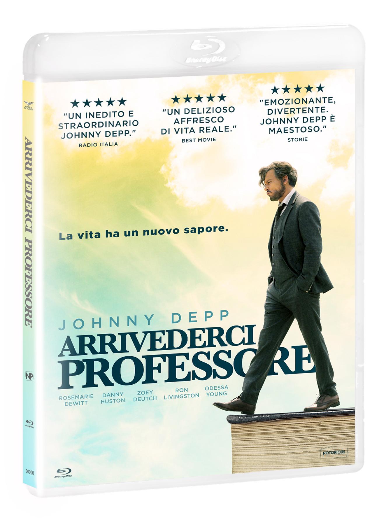 ARRIVEDERCI PROFESSORE - BLU RAY