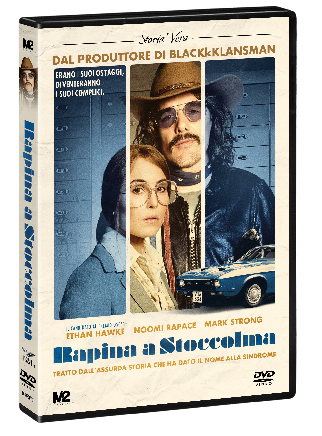 RAPINA A STOCCOLMA (DVD)