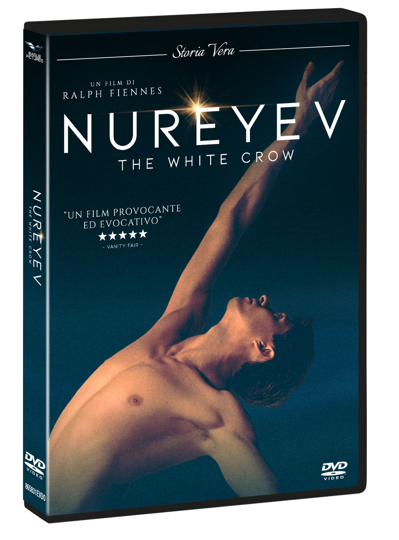 NUREYEV - THE WHITE CROW (DVD)