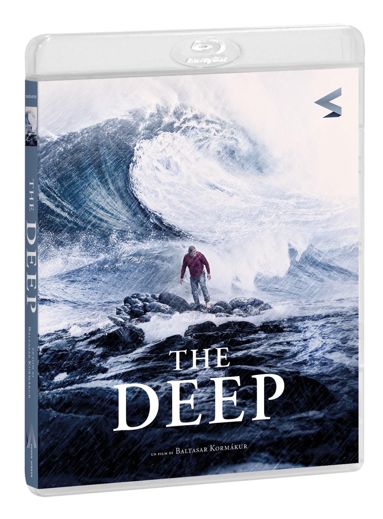 THE DEEP - BLU RAY