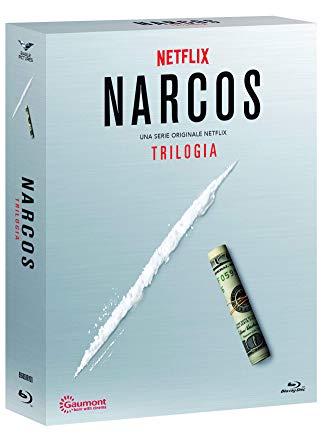 COF.NARCOS - TRILOGIA (8 BLU-RAY)