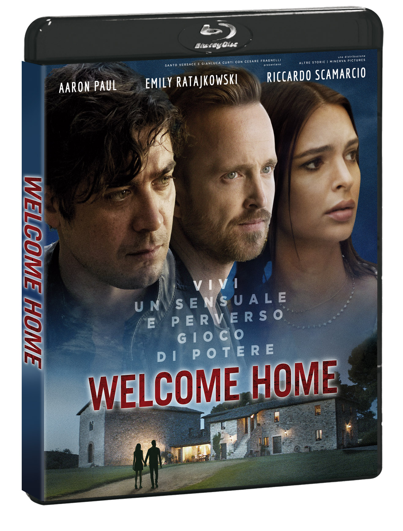 WELCOME HOME (BLU-RAY+DVD)