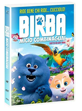 BIRBA - MICIO COMBINAGUAI (DVD)