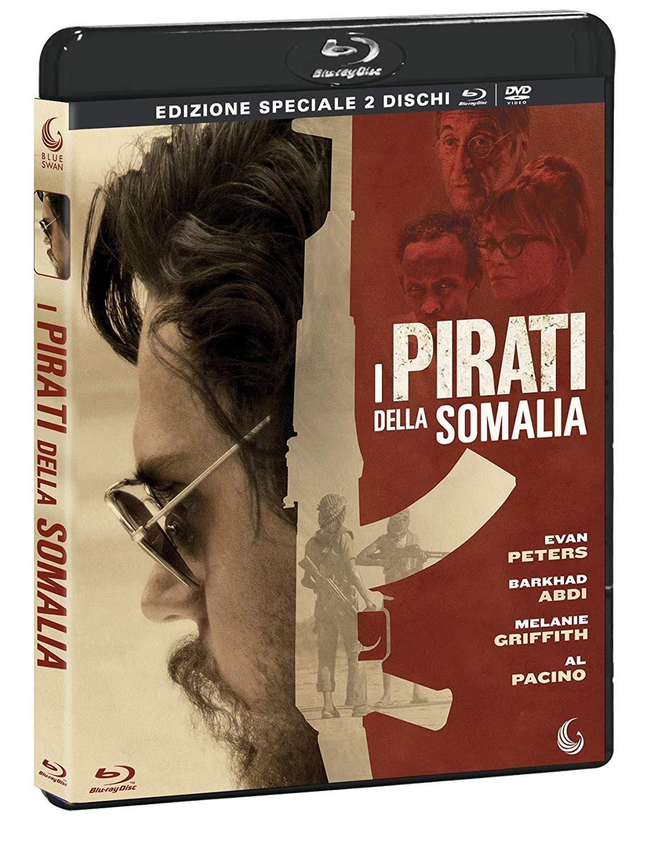 I PIRATI DELLA SOMALIA (BLU-RAY+DVD)