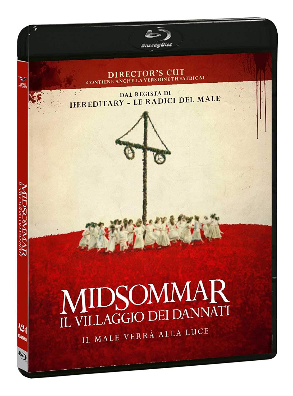 MIDSOMMAR: IL VILLAGGIO DEI DANNATI (DIRECTOR'S CUT) (2 BLU-RAY+