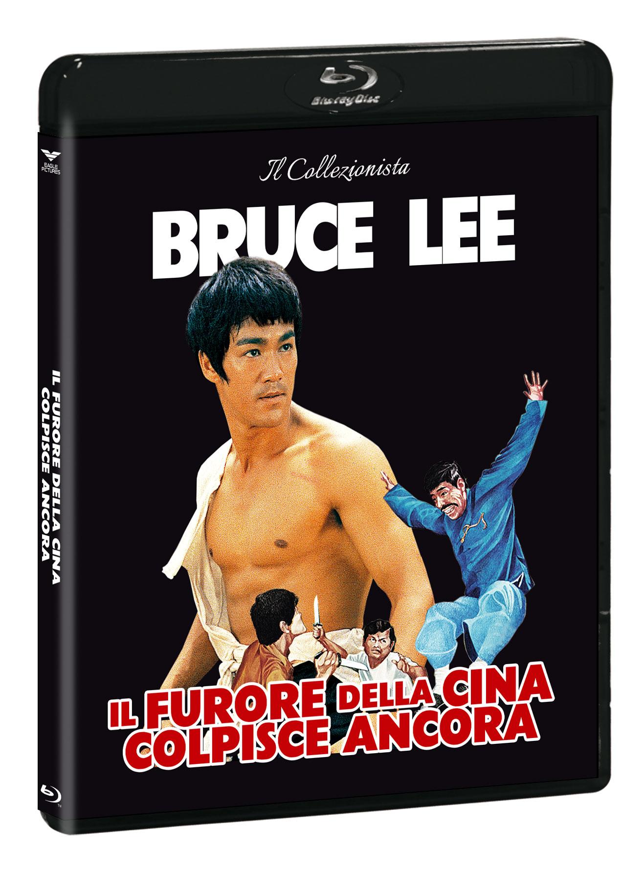 IL FURORE DELLA CINA COLPISCE ANCORA (BLU-RAY+DVD)