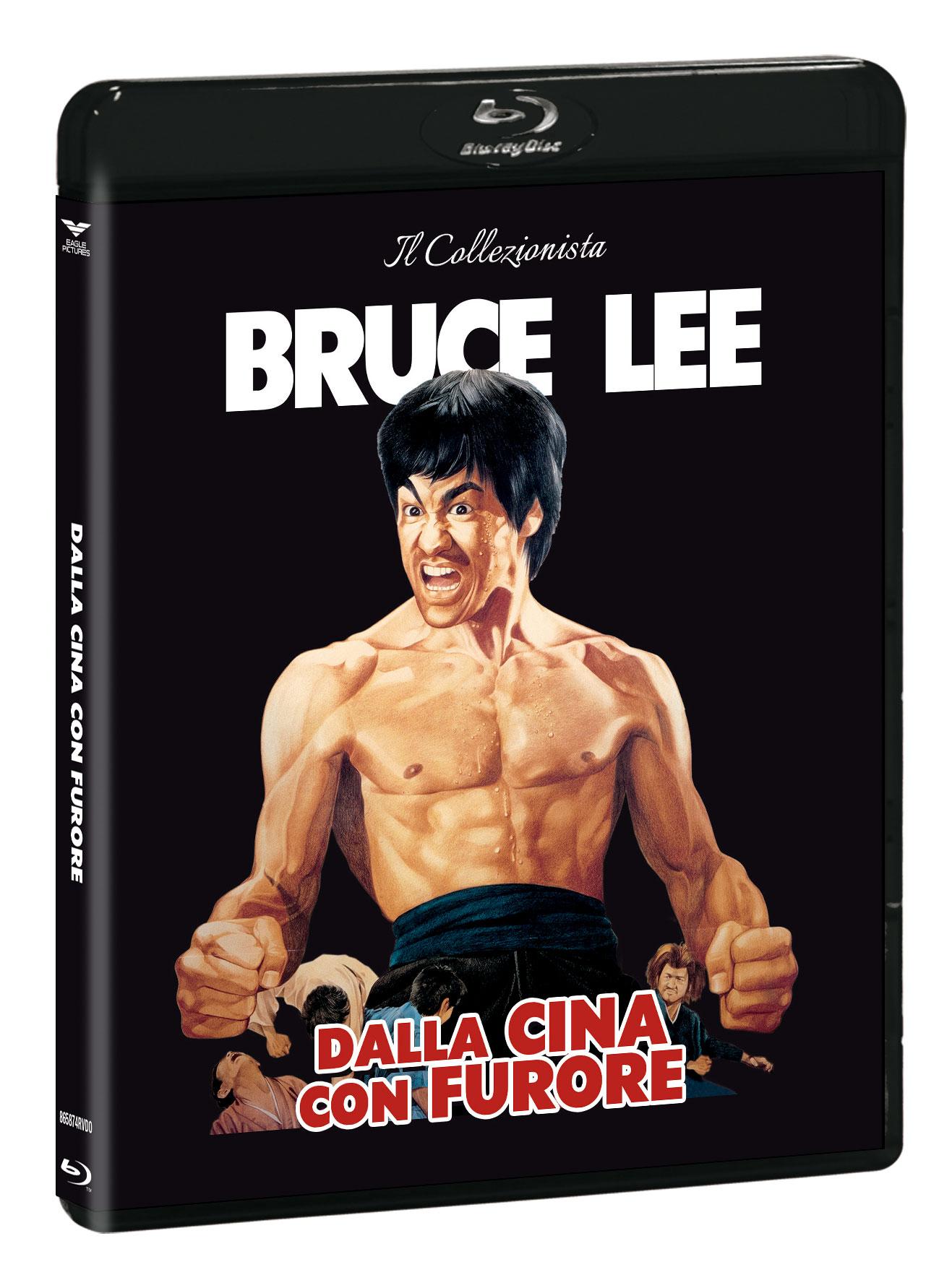DALLA CINA CON FURORE (BLU-RAY+DVD)