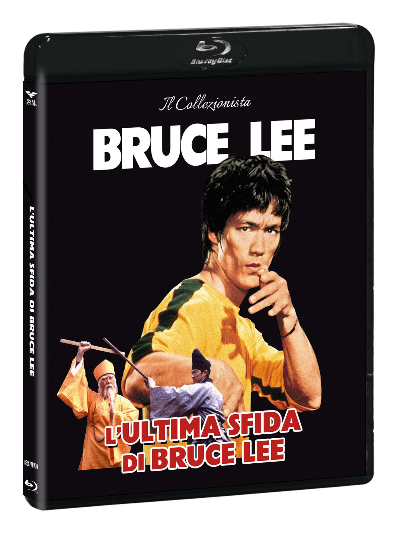 L'ULTIMA SFIDA DI BRUCE LEE (BLU-RAY+DVD)