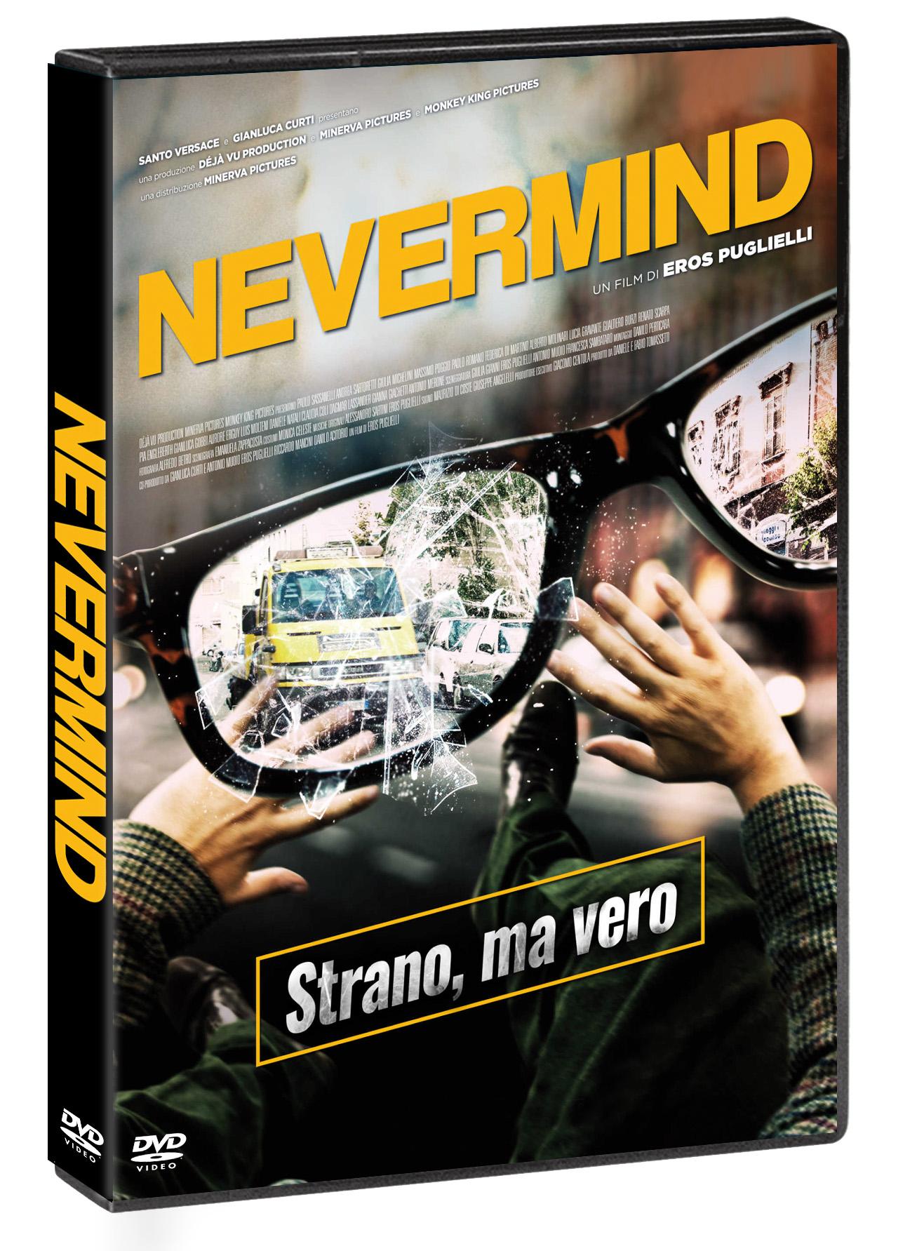 NEVERMIND (DVD)