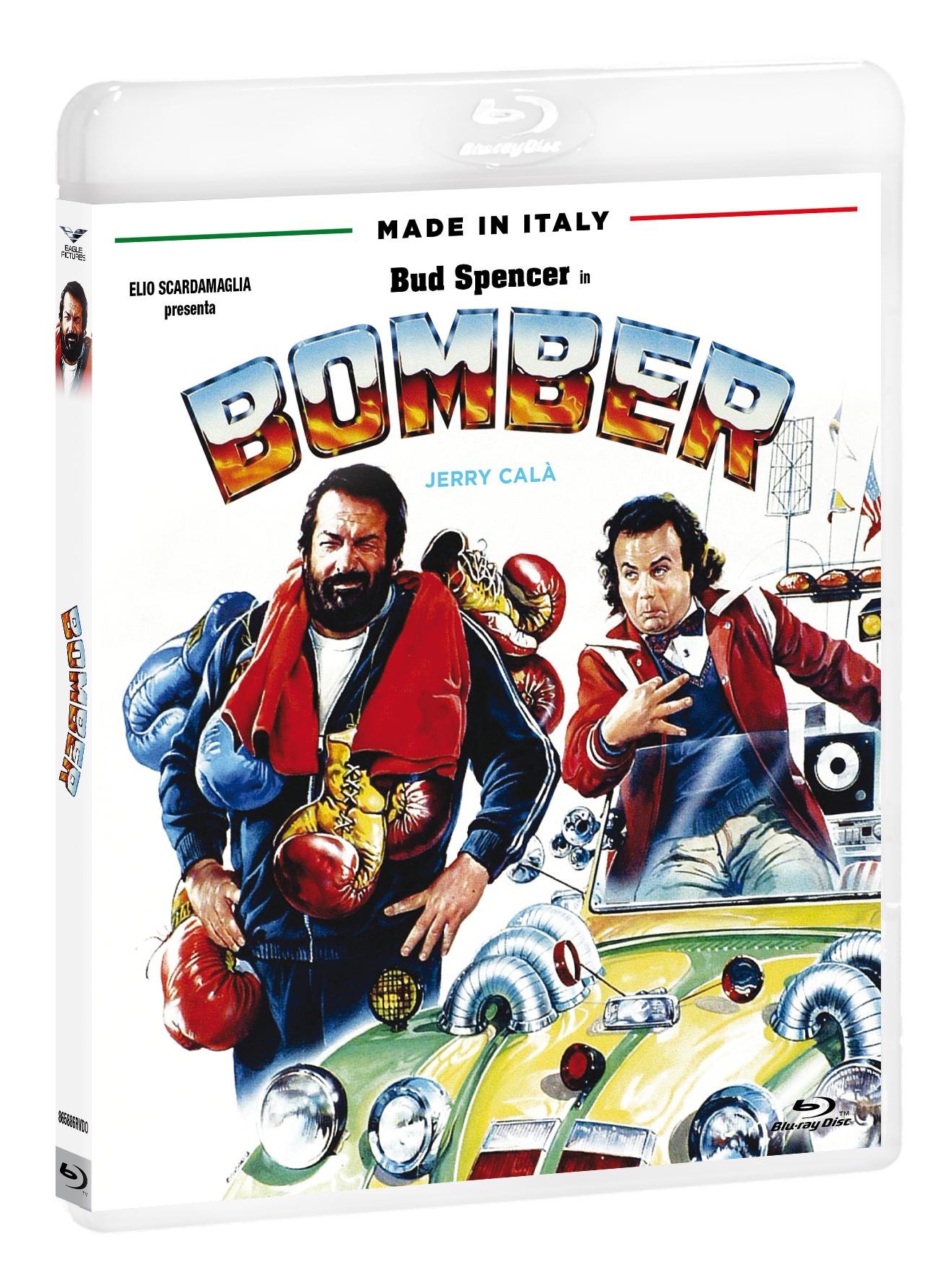 BOMBER (BLU-RAY+DVD)