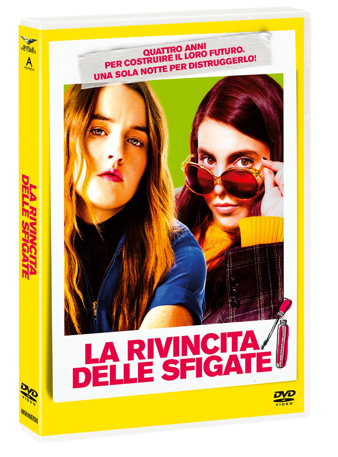 LA RIVINCITA DELLE SFIGATE (DVD)