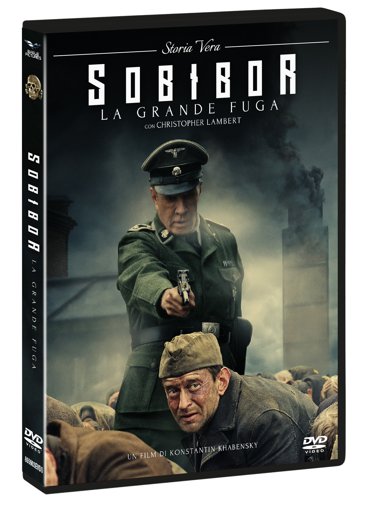 SOBIBOR - LA GRANDE FUGA (DVD)