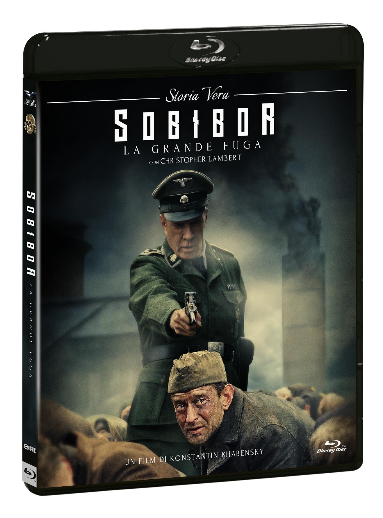 SOBIBOR - LA GRANDE FUGA (BLU-RAY+DVD)