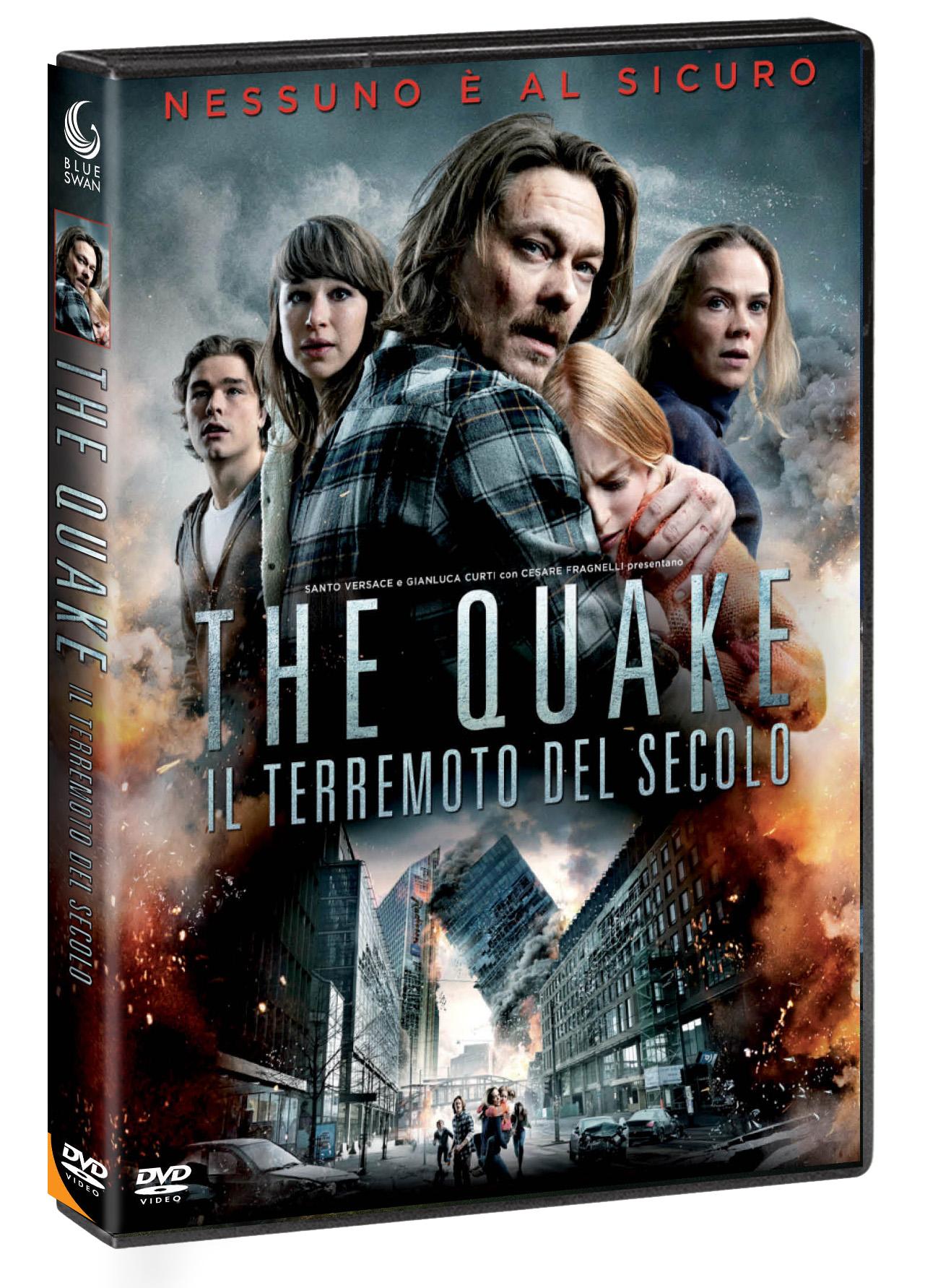 THE QUAKE - IL TERREMOTO DEL SECOLO (DVD)