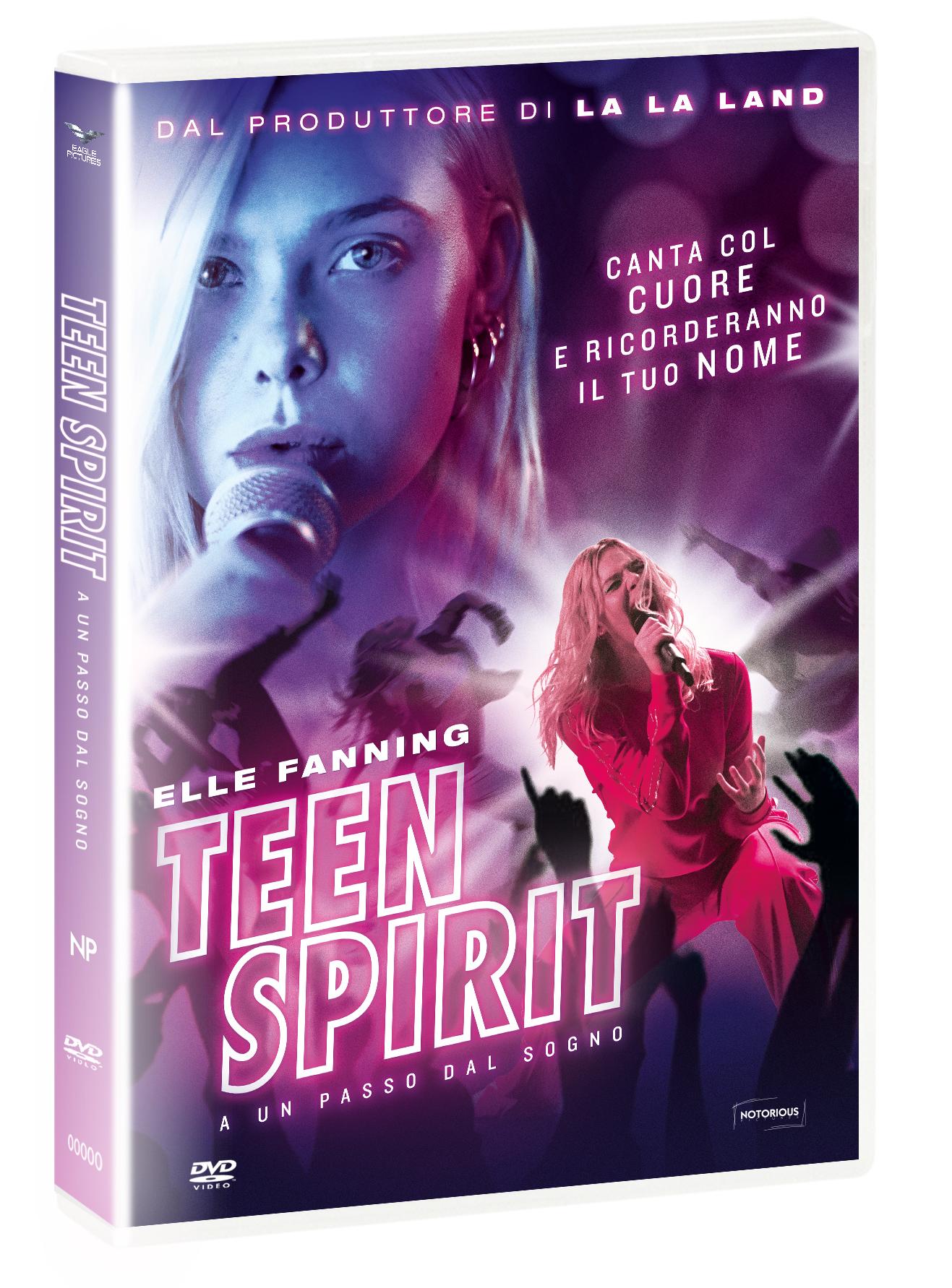 TEEN SPIRIT - A UN PASSO DAL SOGNO (DVD)