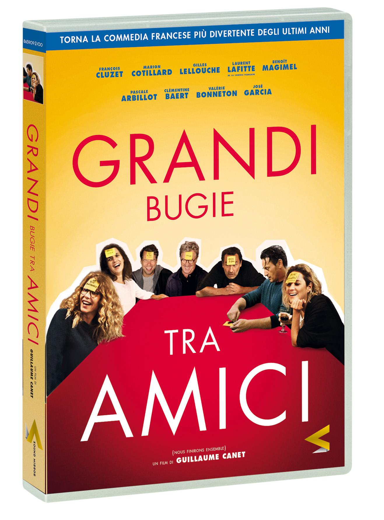 GRANDI BUGIE TRA AMICI (DVD)