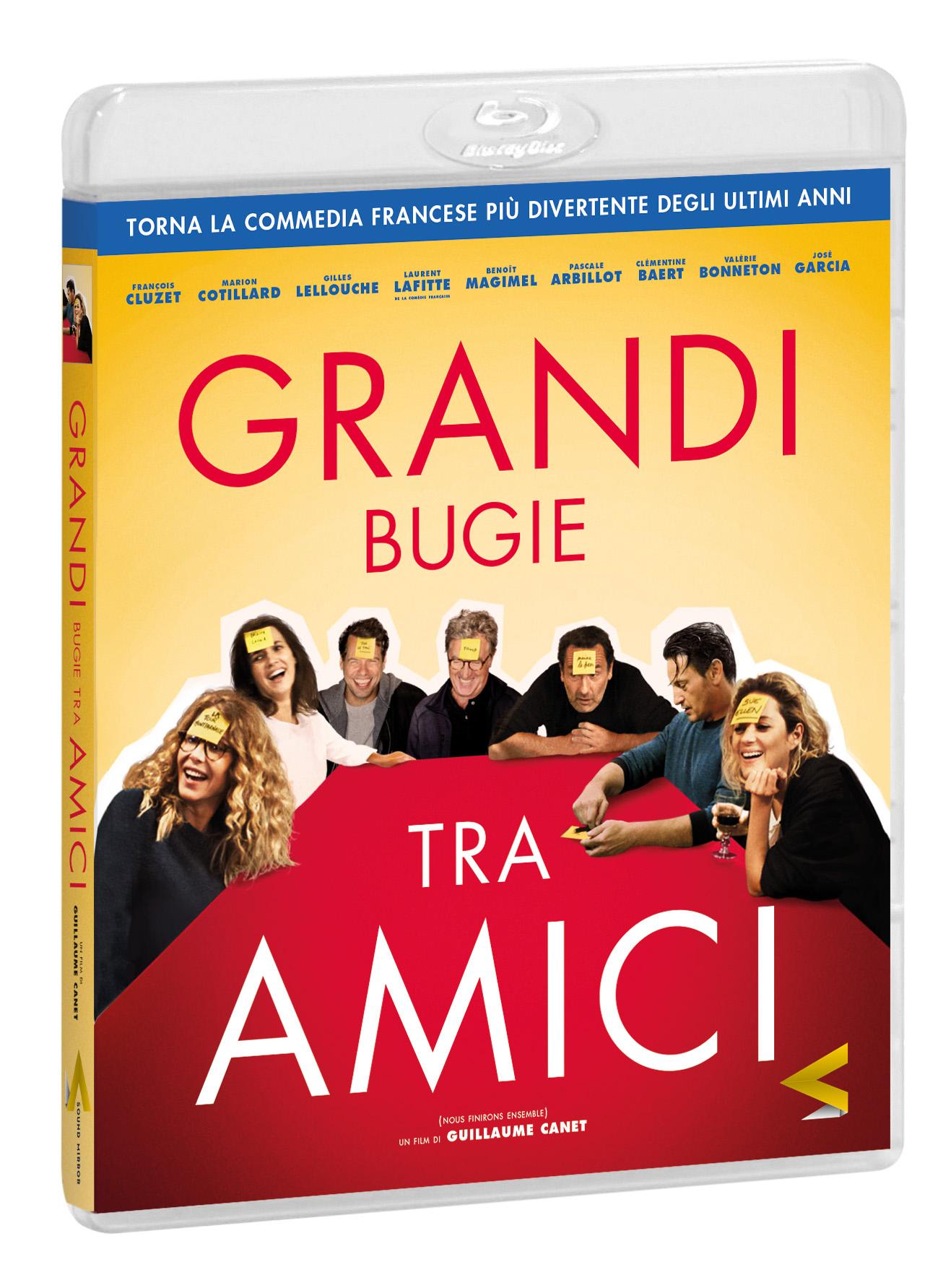 GRANDI BUGIE TRA AMICI - BLU RAY