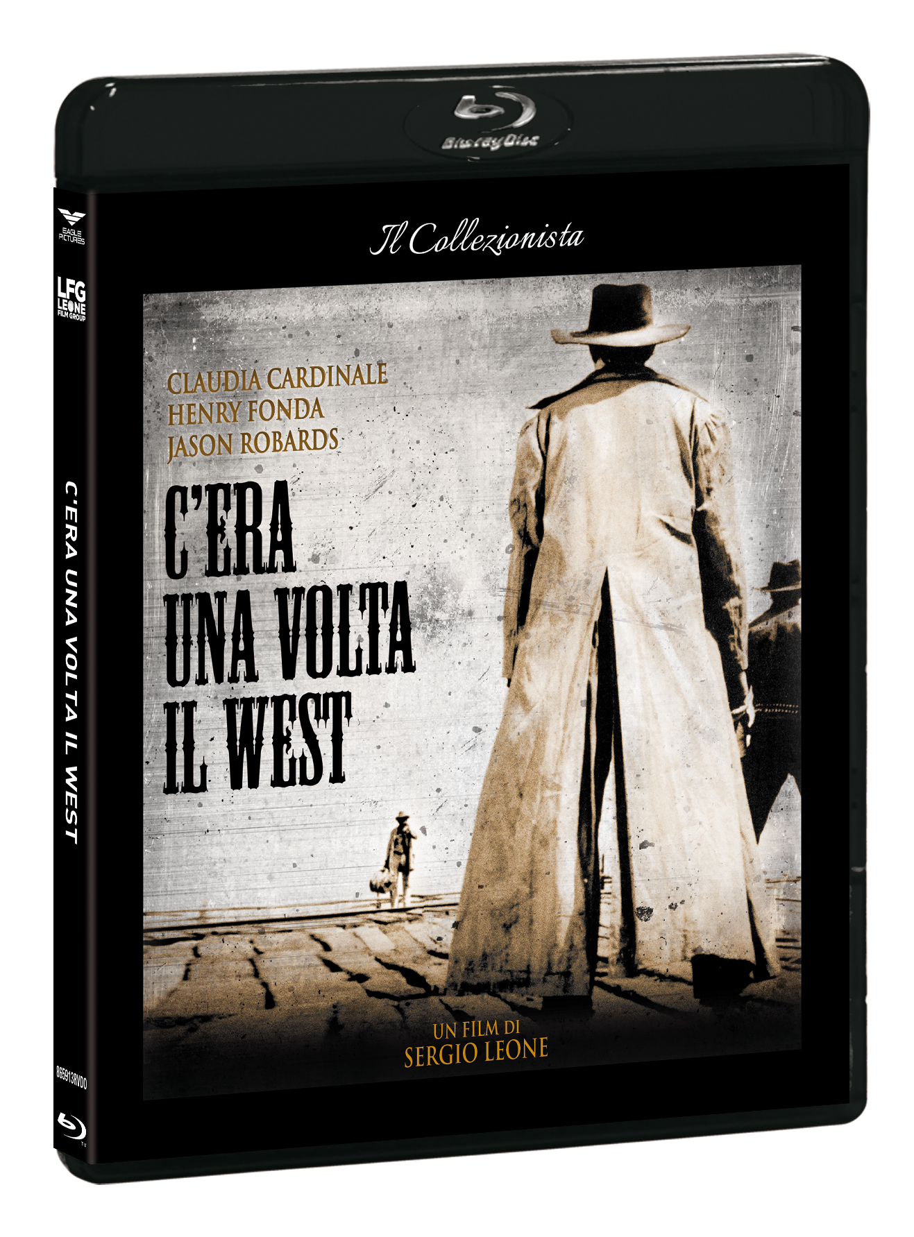 C'ERA UNA VOLTA IL WEST (BLU-RAY+DVD)