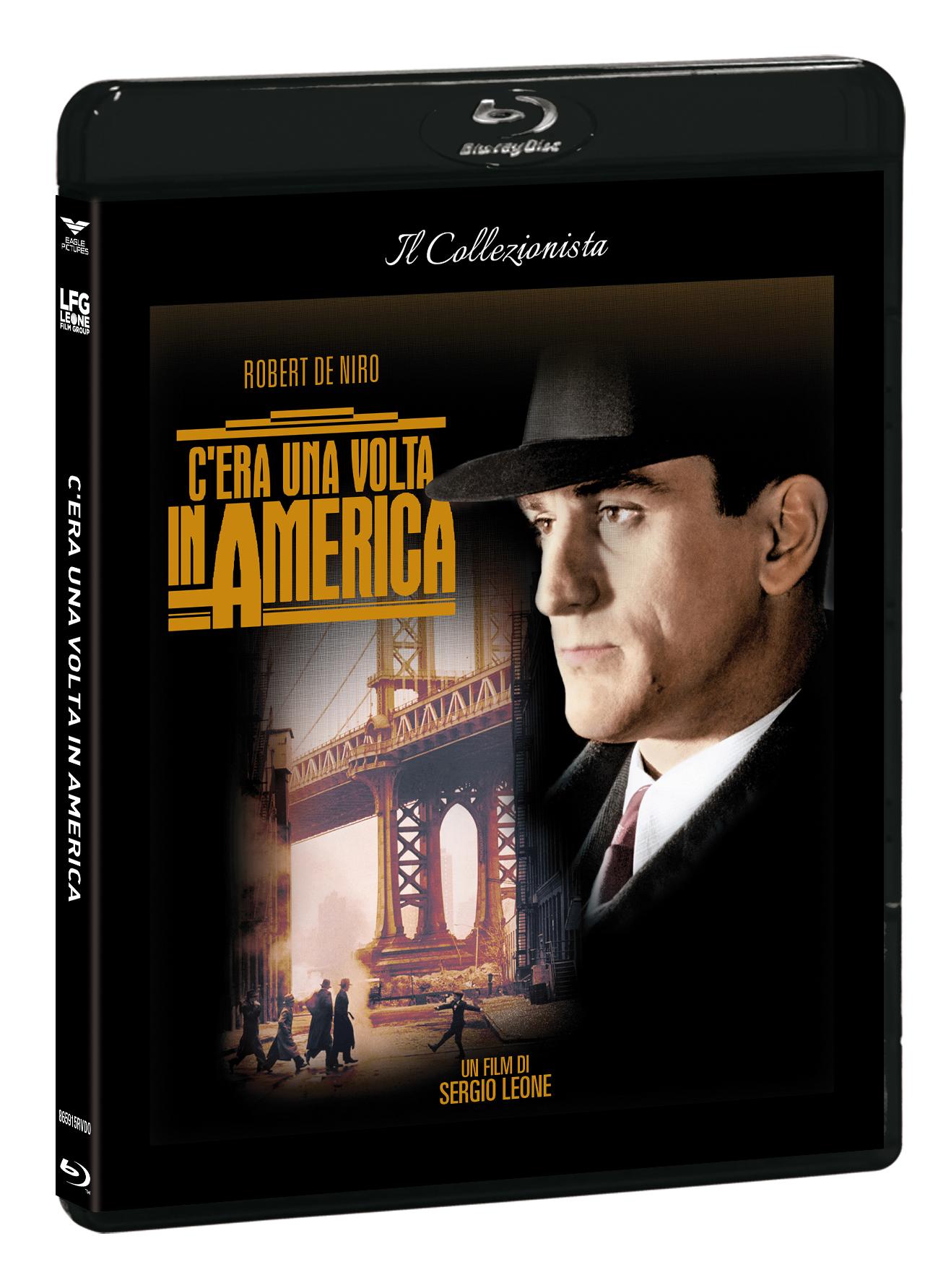 C'ERA UNA VOLTA IN AMERICA (BLU-RAY+2 DVD)