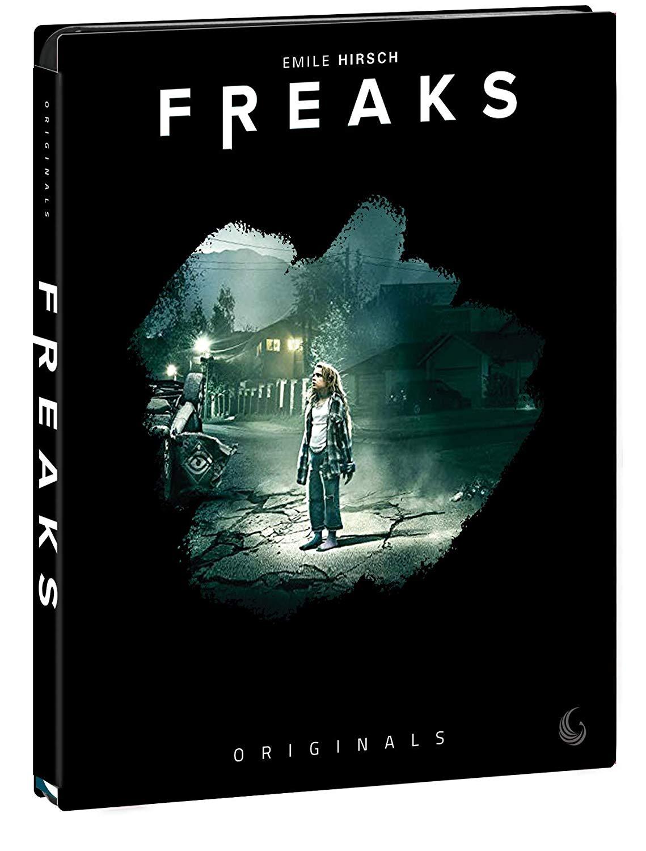 FREAKS (BLU-RAY+DVD) - 2019