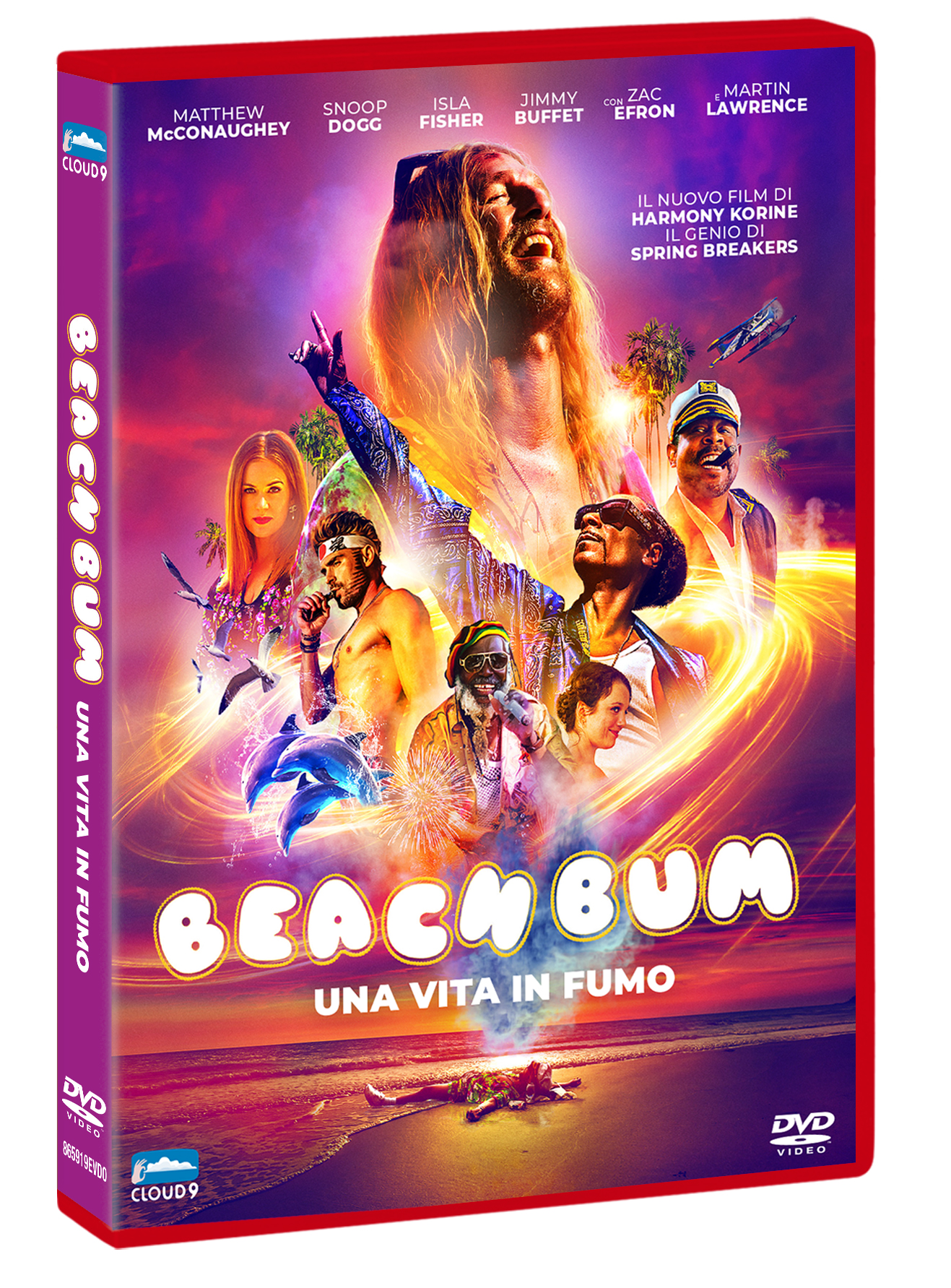 BEACH BUM - UNA VITA IN FUMO (DVD)