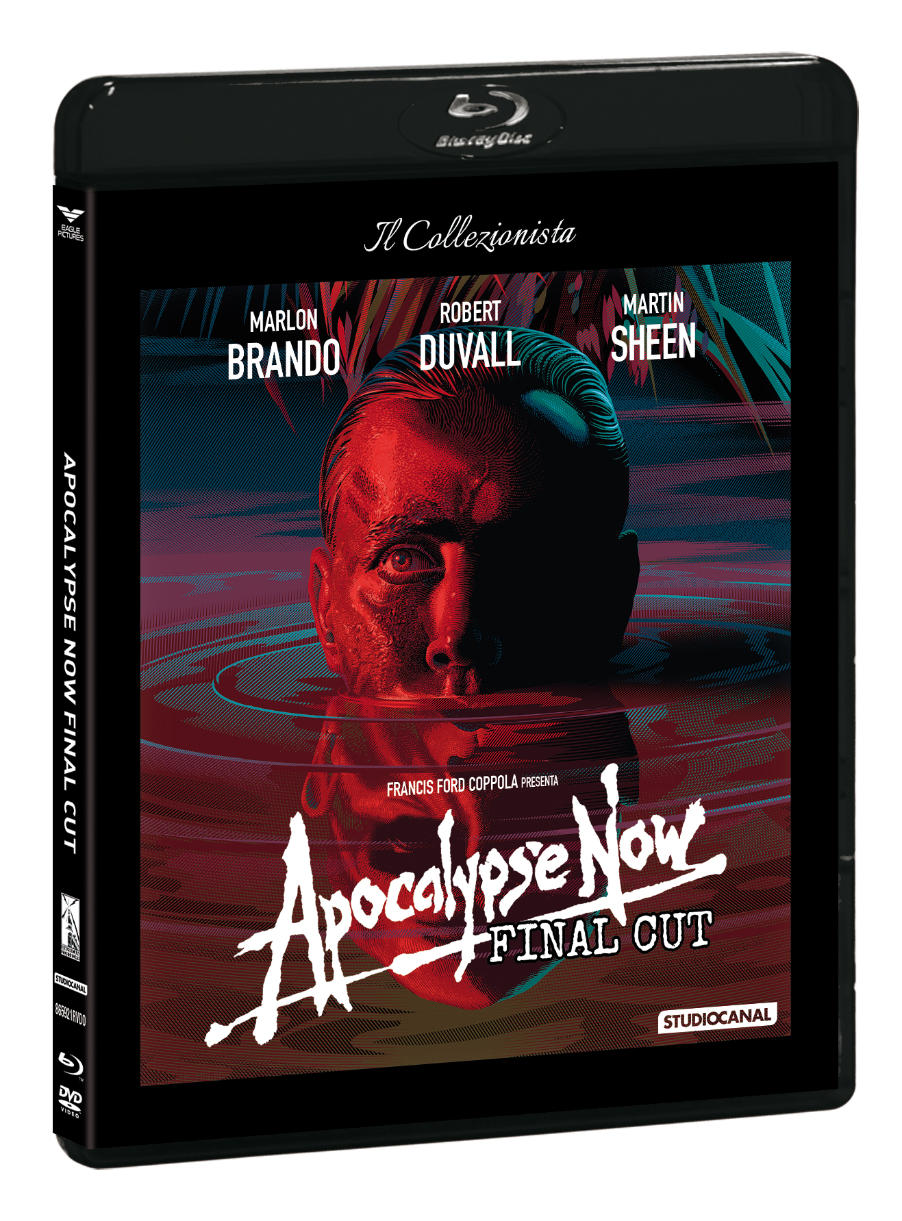 APOCALYPSE NOW FINAL CUT (BLU-RAY+DVD)