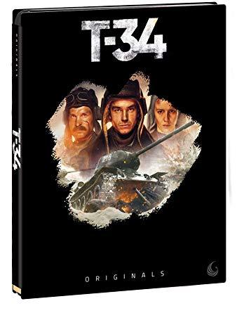 T-34 (BLU-RAY+DVD)