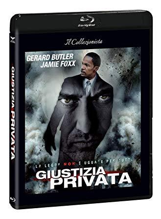 GIUSTIZIA PRIVATA (BLU-RAY+DVD)