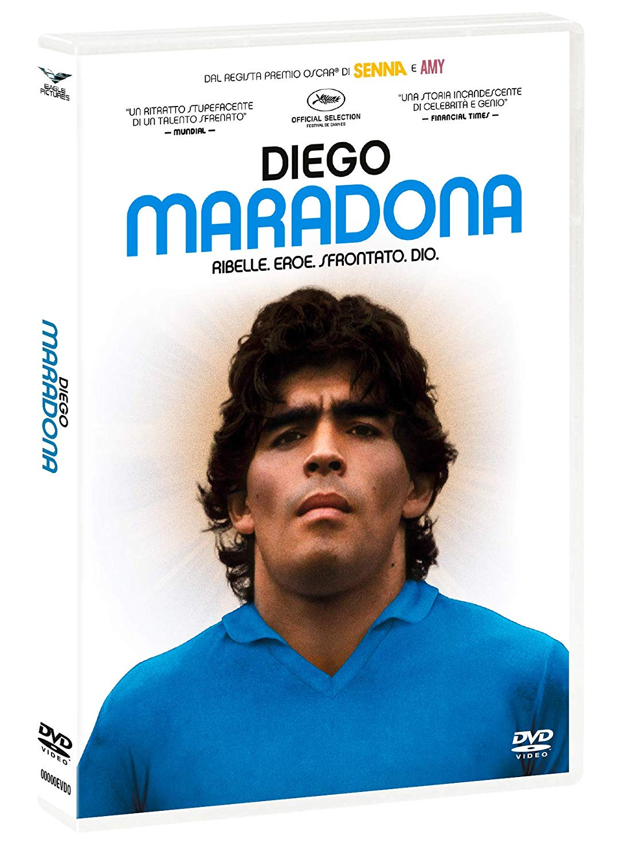 DIEGO MARADONA (DVD+BOOKLET+SEGNALIBRO) (DVD)