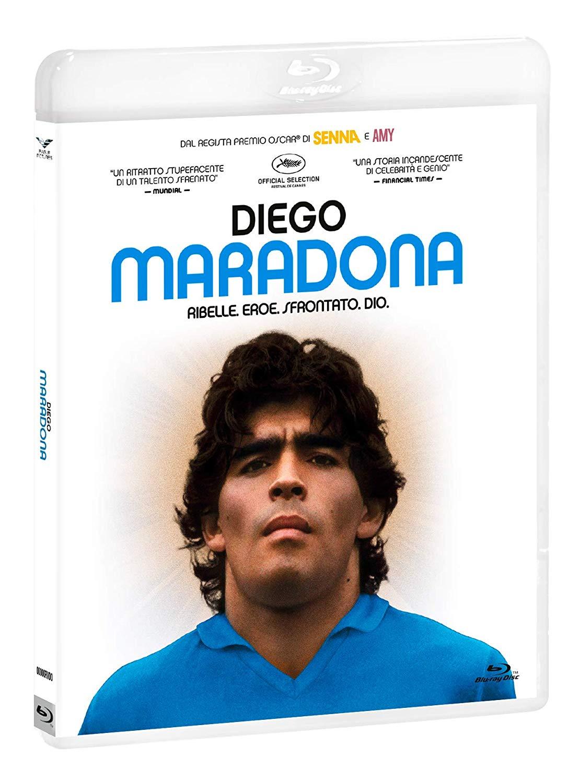 DIEGO MARADONA (BLU-RAY+DVD+BOOKLET+SEGNALIBRO)
