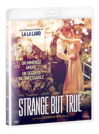 STRANGE BUT TRUE - BLU RAY
