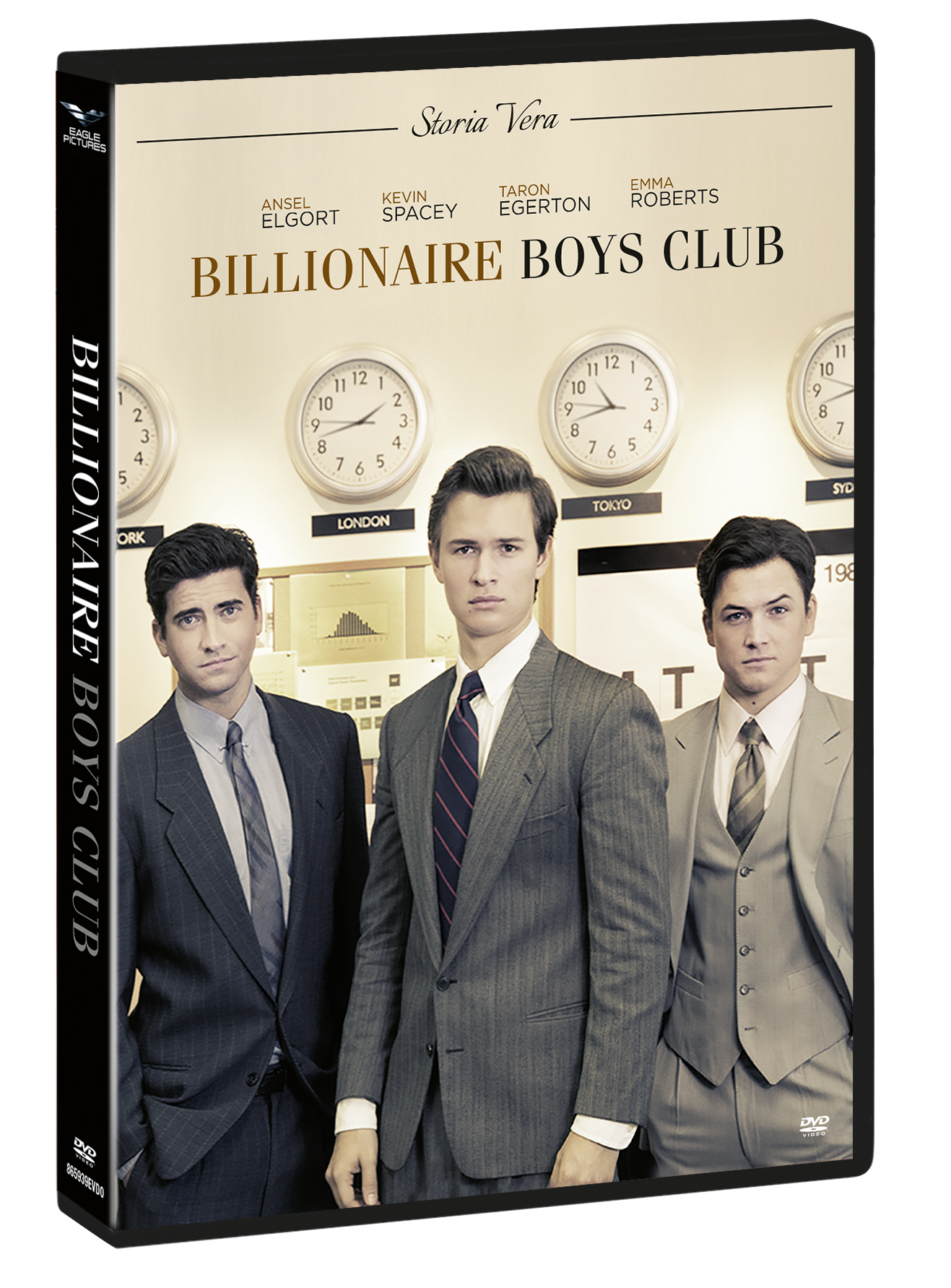 BILLIONAIRE BOYS CLUB (DVD)