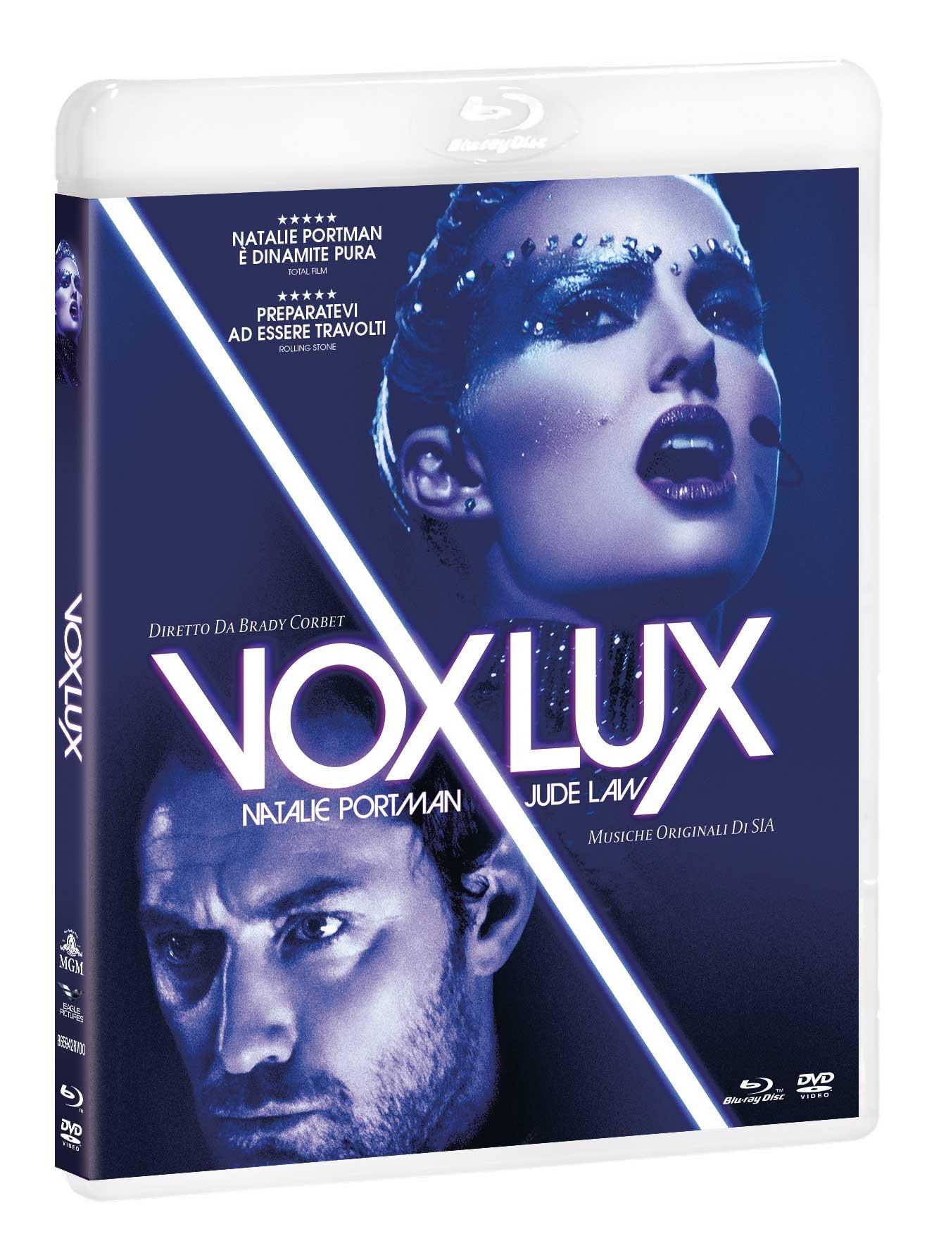 VOX LUX (BLU-RAY+DVD)