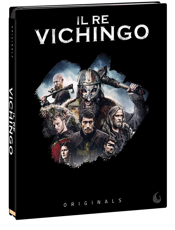 IL RE VICHINGO (BLU-RAY+DVD)