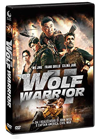 WOLF WARRIOR 2 (DVD)