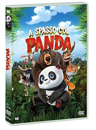 A SPASSO COL PANDA (DVD)