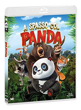 A SPASSO COL PANDA - BLU RAY