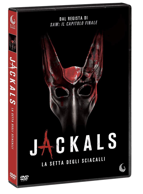 JACKALS - LA SETTA DEGLI SCIACALLI (DVD)