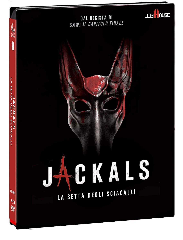 JACKALS - LA SETTA DEGLI SCIACALLI (BLU-RAY+DVD)