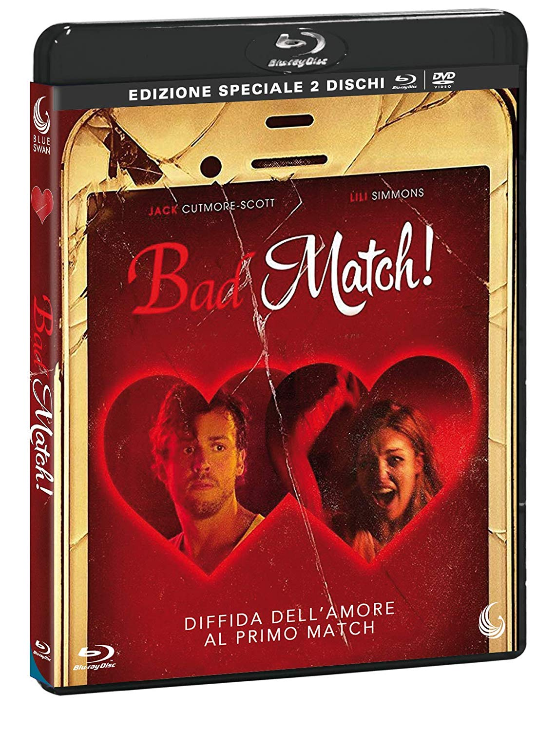 BAD MATCH (BLU-RAY+DVD)