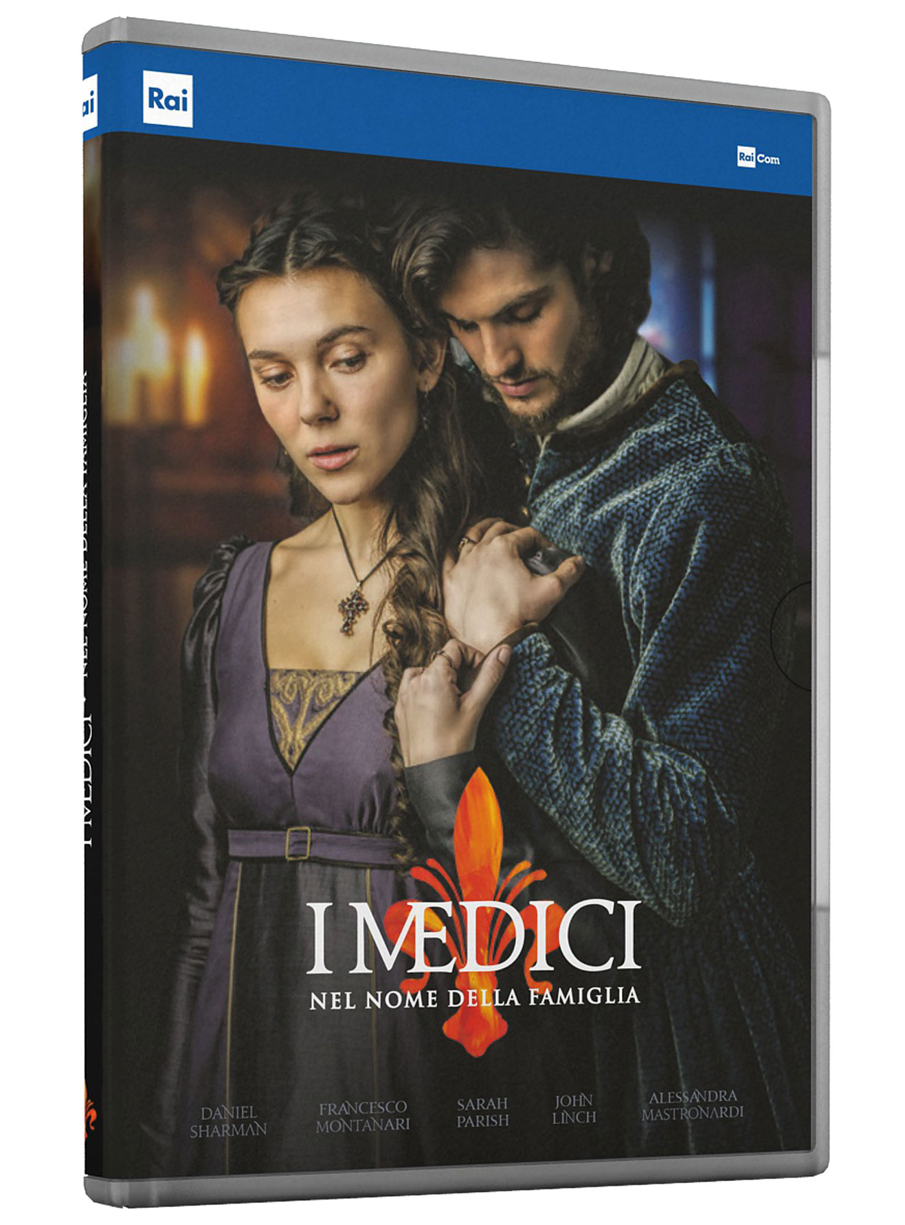 COF.I MEDICI #03 (4 DVD) (DVD)