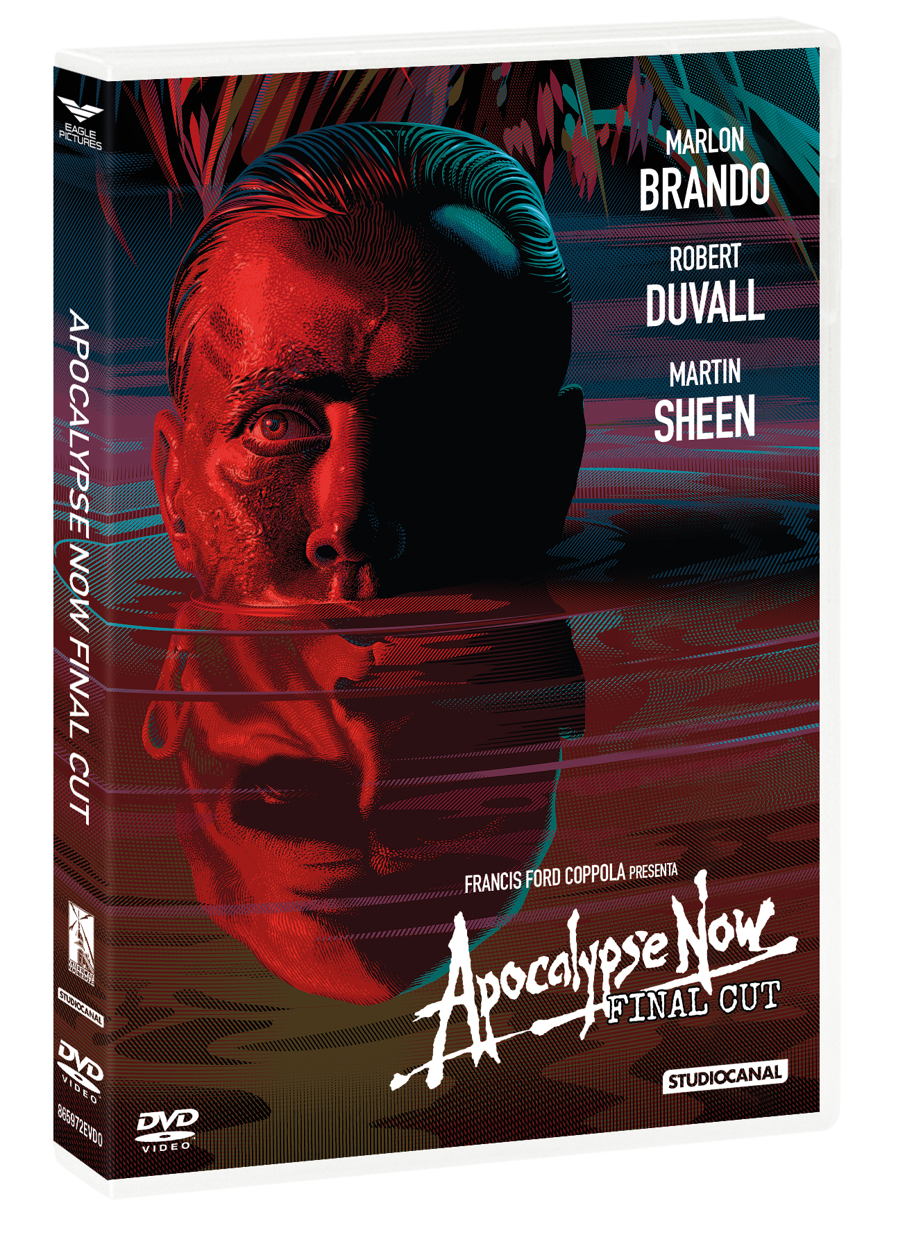 APOCALYPSE NOW FINAL CUT (DVD+CALENDARIO 2021) (DVD)