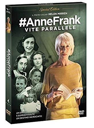 COF.ANNE FRANK - VITE PARALLELE (BLU-RAY+DVD)