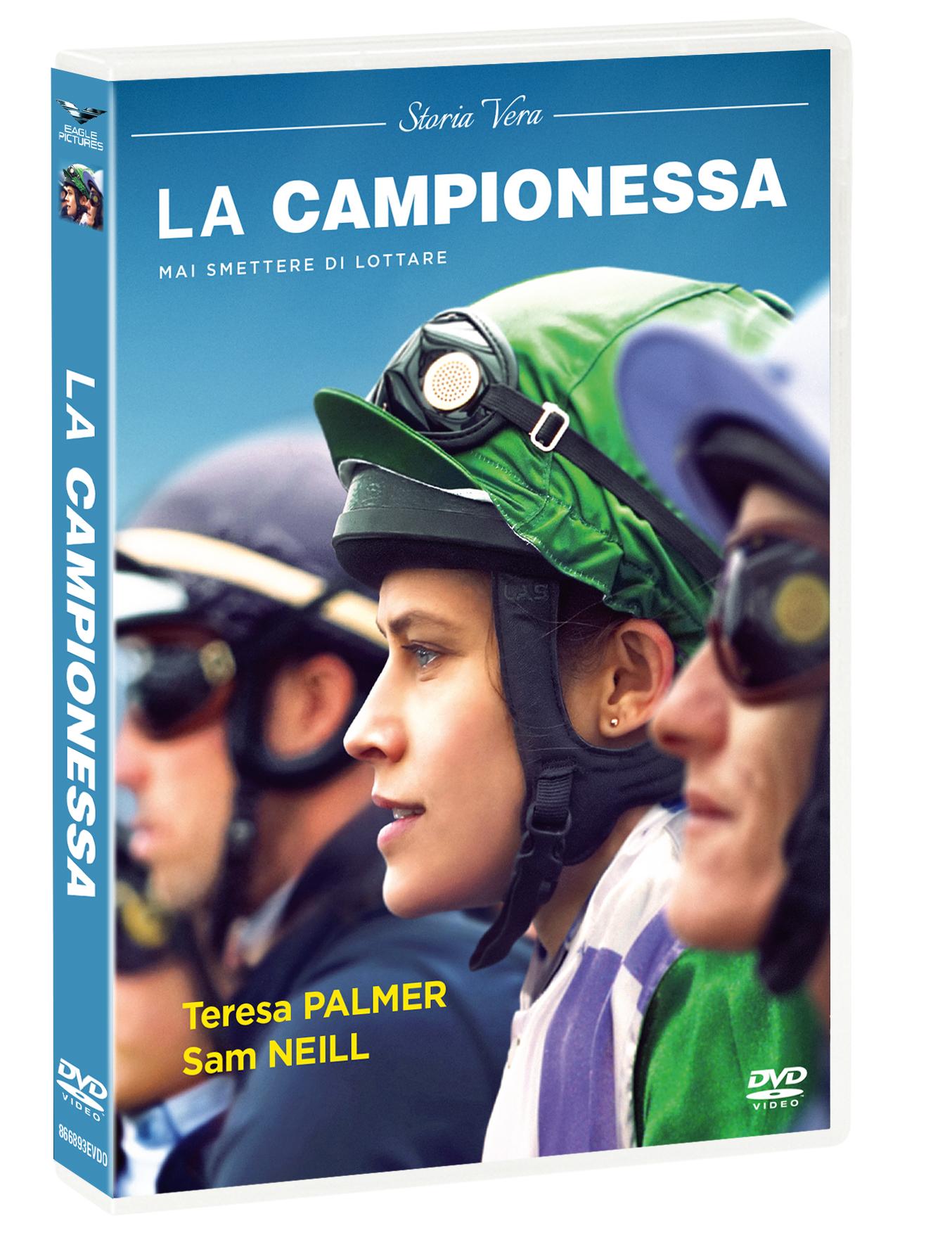 LA CAMPIONESSA (DVD)